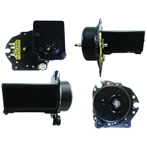 New Front Wiper Motor For 1963 1964 1965 1966 1967 1968 1969 1970 1971 1972 Chevy CK Pickup Blazer Suburban, 12368607, 22048237, 4911476, 5045575