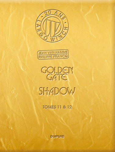 Golden Gates - Shadow - Tomes 11 et 12 [édition d'or 20 ans]
