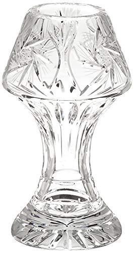 Crystaljulia - Trofeo de Cristal de Plomo, Transparente, 22 cm