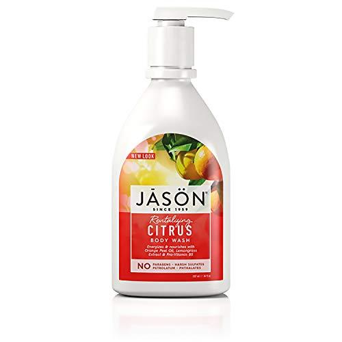Jason Natural Cosmetics Citrus Satin Corps de douche Lavage 30 fl. oz 215587,