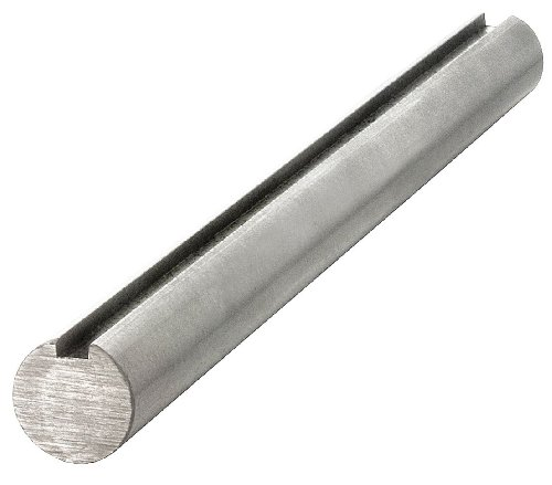 Keyed Shaft Dia. 5/8 in 18 in L CS