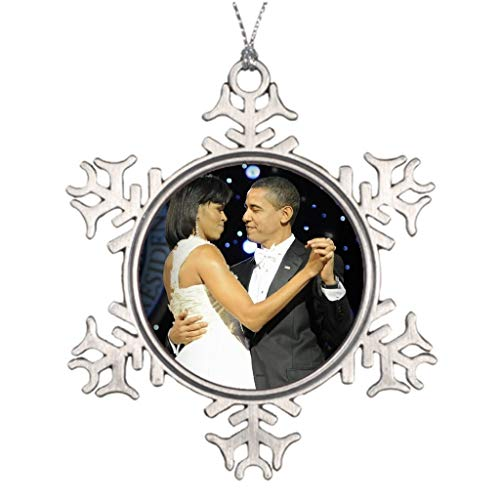 None-brands Love Is In The Air Patriot Xmas Trees Decorated Merry Christmas From Heaven Snowflake Ornament Xmas Tree Baubles Hanging Pendants for Christmas Decorations