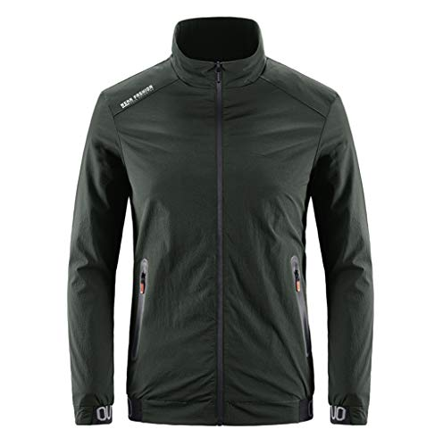 showsing-dames kleding Waterdichte Packaway Jacket - Lichtgewicht Ademende sneldrogende regenjas - Waterdichte en ademende actieve wandelen Shell Jacket