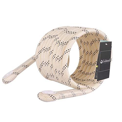Escalada en árboles Cuerda de Seguridad estática 10.5mm Cuerda de seguridad Salva de vida Hogar Cuerda de fuego Resistente a la cuerda Resistente a la parrilla de la cuerda de la cuerda de la cuerda d