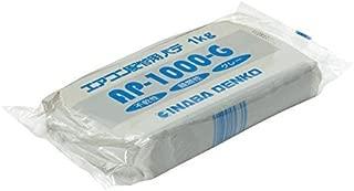 因幡電工 エアコン用シールパテ 20個 1000g グレー AP-1000-G (20)