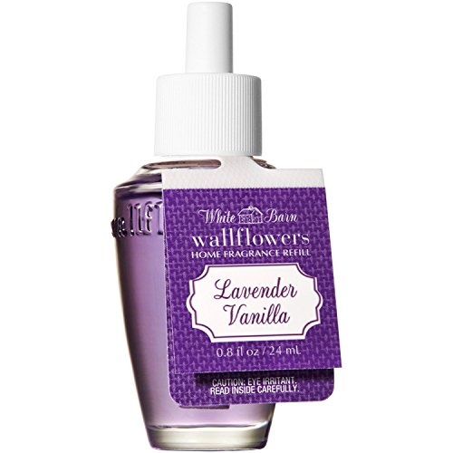 Bath Body Works Wallflowers Fragrance Refill Bulb Lavender Vanilla