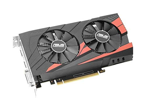 ASUS Expedition GeForce GTX 1050 Ti OC 4 GB GDDR5 DVI, HDMI, DP PCI-E #306754
