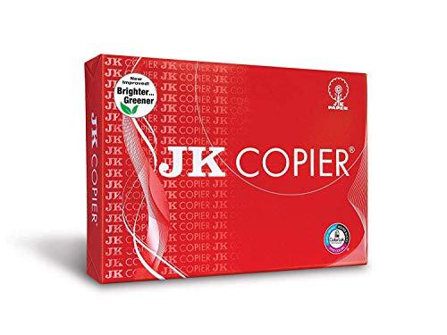 JK Copier Paper - A4, 500 Sheets, 75 GSM, Ream 2