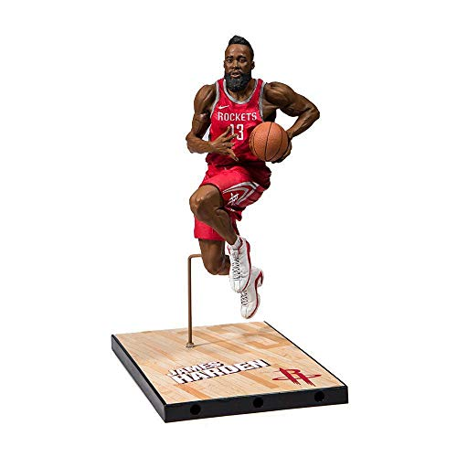 McFarlane Toys NBA 2K19 Series 1 James Harden Action Figure
