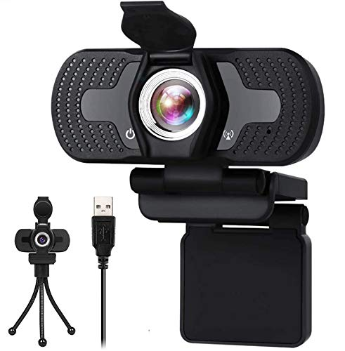 Aode 1080P Full HD Webcam for PC USB Camera for PC Desktop with Microphone...