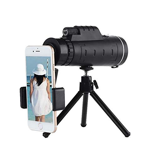 Buy Bargain gdfh 40x60 Single-Scope High-Power High-Listing Telescope Suitable for Bird Watching, Ca...