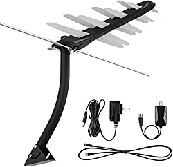 Combining Two HD Antennas for Better Reception - Over The Air Digital TV