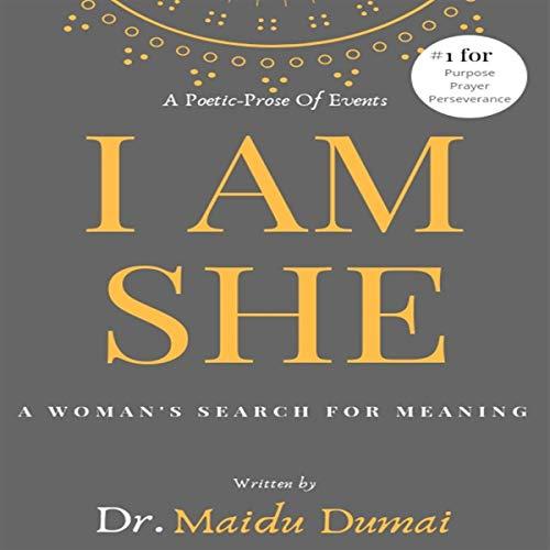 I Am She audiobook cover art