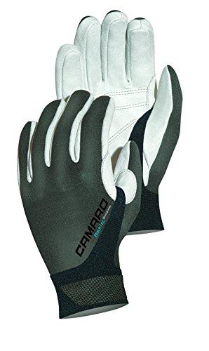 Camaro Handschuhe Skintex Surf Gloves - Guantes de Ciclismo para Hombre, Color Multicolor, Talla XL