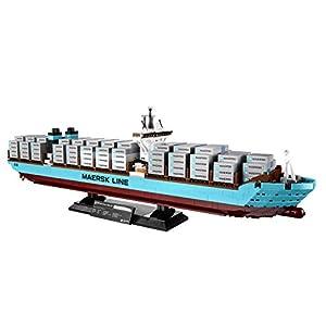 Amazon.co.jp - レゴ クリエイター マースク・トリプルE級 10241