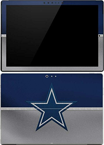 Skinit Decal Tablet Skin Compatible with Surface Pro 4 - Officially Licensed NFL Dallas Cowboys Vintage Design