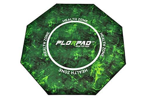 Florpad - Health Zone - Alfombra (120 x 120 cm)