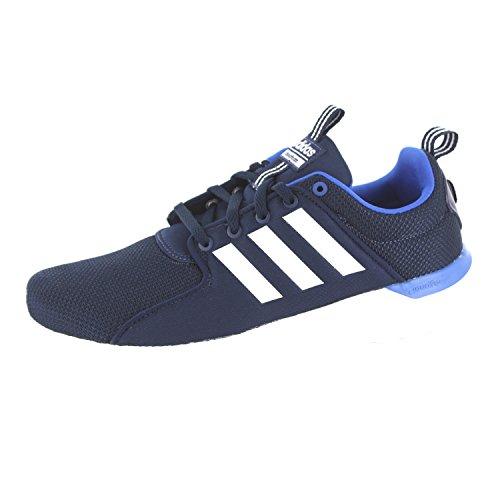 Adidas CF Lite Racer, Zapatillas de Deporte para Niños, Azul (Maruni/Ftwbla/Azul 000), 36 2/3 EU