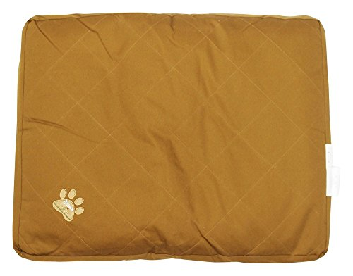 Dr. Mercola Silk-Filled Bed for Pets (Medium), Non Toxic, Easy to Clean