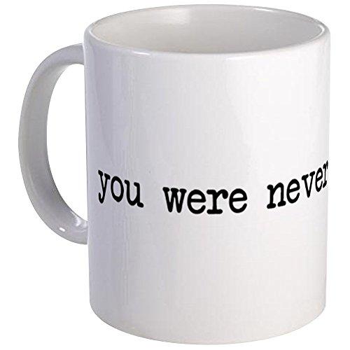 CafePress - Never My Boyfriend Mug - Unique Coffee Mug, Coffee Cup, Tea Cup