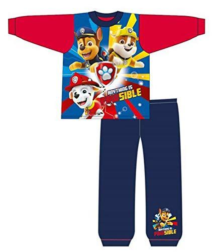 Schlafanzug Baby & Kinder Pyjama Set 80 86 92 98 104 Paw Patrol Anzug Hose Shirt (3/4-98/104)