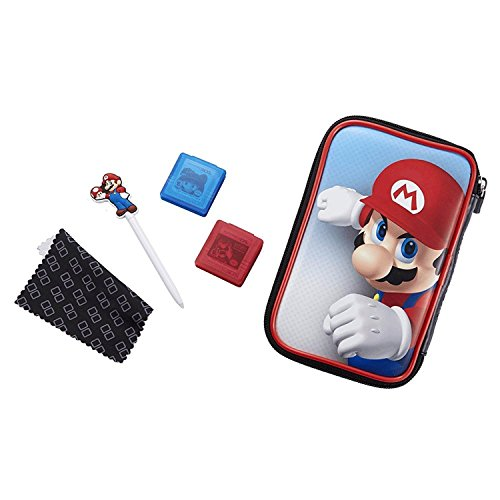 Official Essential Mario Pack - Set de accesorios oficial para Nintendo New...