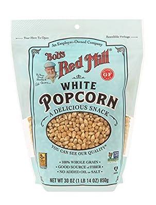 Bob's Red Mill Whole White Popcorn