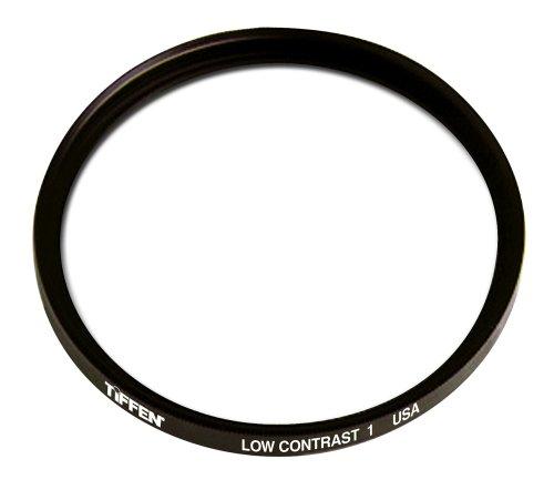 Tiffen 58LC1 Low Contrast 1 - Filtro de Contraste (58 mm)