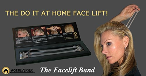 NEW INSTANT FACELIFT NO TAPES NEEDED FACE LIFT BAND KIT,FACE LIFT NECKLIFT & EYE LIFT WITHOUT TAPES. Look younger instantly without surgery!