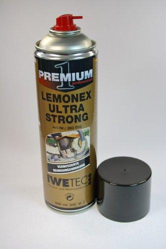 Iwetec Lemonex Ultra Strong Industriereiniger 500 ml Teerentferner Klebstoffentferner Reiniger