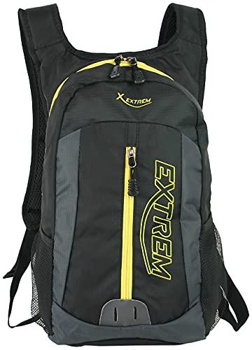 BAG STREET INTERNATIONAL Leichter Fahrrad-Rucksack mit Bauchgurt Biker Daypack Freizeit-Rucksack gepolstert