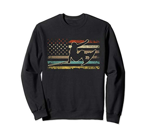 Coole Wakeboard Kleidung Sweatshirt