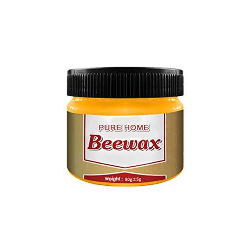 Ibesecc Trä krydda bivax möbler vård bivax trä skyddande vax