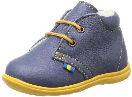 Kavat Asgaard Blue, Bottes à Enfiler Mixte Enfant - Bleu - Blau (Blue), 19 EU