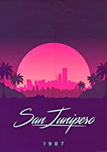 by ultimate poster Black Mirror TV Show San Junipero 1987