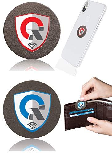 360 Tecnologia di Protezione EMF: EMF Assorbimento dal Telefono Cellulare, Wi-Fi, Computer Portatile - Tutti i Dispositivi EMF  Generatore di Ioni Negativi Premi Internazionali come Anti Radiazioni