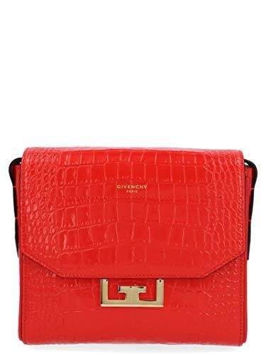 Luxury Fashion | Givenchy Dames BB50B1B0LK600 Rood Leer Schoudertassen | Lente-zomer 20