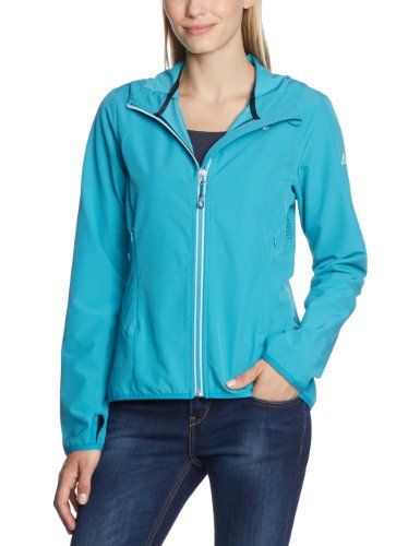 Schöffel Jacke Electra II - Soft Shell para Mujer, Color Azul, Talla...