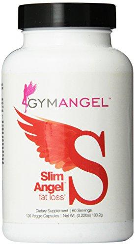Gym Angel Slim Diet Supplement, 120 Count