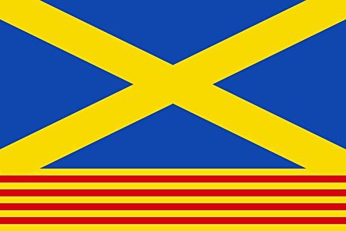 magFlags Bandera Large O Insignia no Oficial, ni de Uso tácito | Bandera Paisaje | 1.35m² | 90x150cm