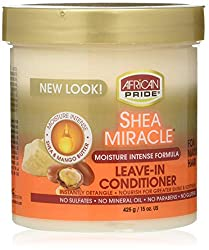 African Pride Shea Butter Review