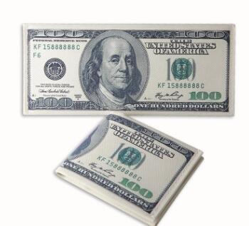 Leayao Fashion Geldbörse mit Reißverschluss, 1 Stück BQ 126