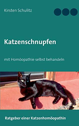 Katzenschnupfen: mit Homöopathie selbst behandeln