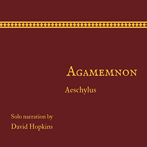 Agamemnon (Director's Playbook Edition) (Annotated) cover art