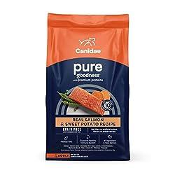 Canidae Pure Salmon & Sweet Potato Dog Food