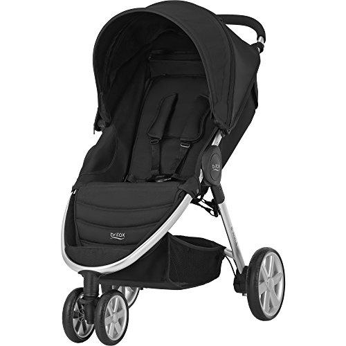 Britax Römer B-AGILE 3 stroller pushchair, birth to 4 years (15kg),...
