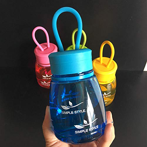 PengMu 300 ml plastic mok mini kunststof kinderen waterfles draagbare student sport waterfles 1 stuk