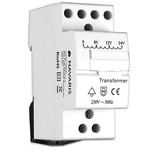 Navaris transformador de timbre - Transformador 220V 240V a