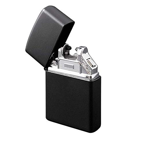 Double Arc Lighter Electric USB Rechargeable Flameless Windproof Lighter