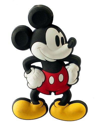 Disney Imán Retro de Mickey Suave, Multicolor, 10 cm